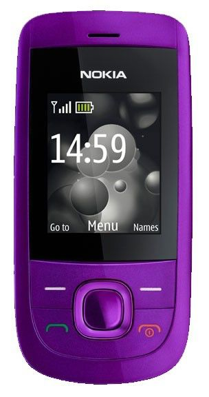 Мобильный телефон NOKIA 2220s  пурпурный
