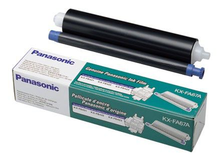 Термопленки для факсов PANASONIC KX-FA67A, 1 шт