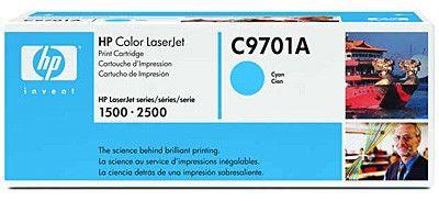 Картридж HP C9701A голубой