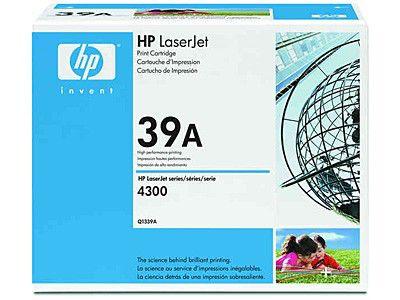 Картридж HP Q1339A черный
