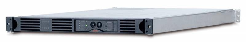 Источник бесперебойного питания APC Smart-UPS SUA1000RMI1U,  1000ВA