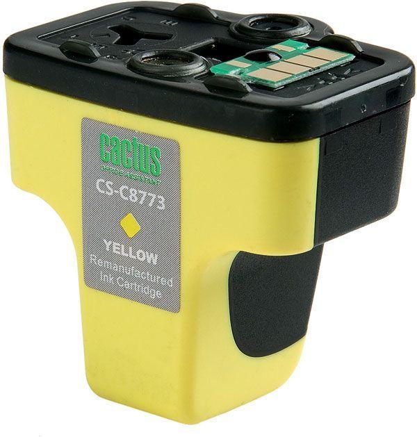 Картридж CACTUS CS-C8773 желтый