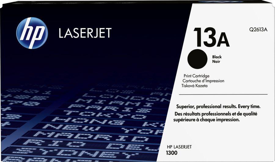Картридж HP 13A черный [q2613a]