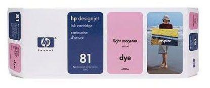 Картридж HP C4935A светло-пурпурный