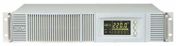 Источник бесперебойного питания POWERCOM Smart King SMK-1500A-RM-LCD,  1500ВA [rmk-1k5a-6gc-2440]