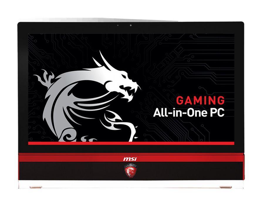 Моноблок MSI AG270 2PC-030, Intel Core i5 4210H, 8Гб, 1000Гб, nVIDIA GeForce GTX 870M - 3072 Мб, DVD-RW, Windows 8.1, черный и красный [9s6-af1811-030]
