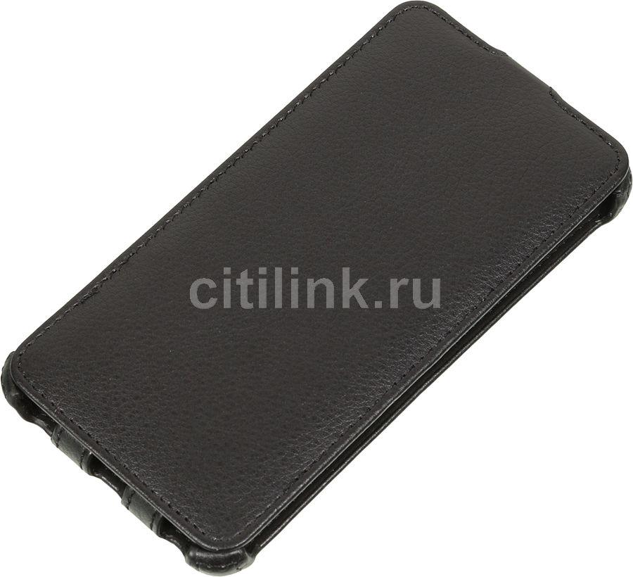 Чехол (флип-кейс) ARMOR-X flip, для Lenovo S890, черный