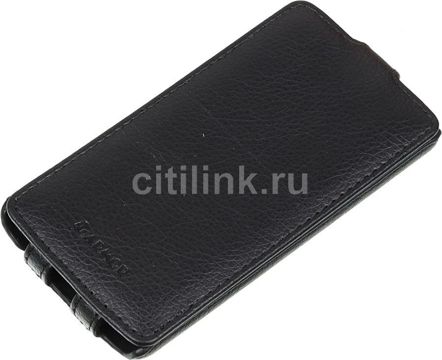Чехол (флип-кейс) ARMOR-X flip full, для LG G3 mini, черный