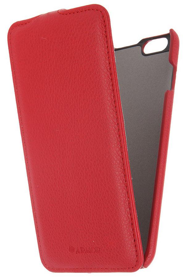 Чехол (флип-кейс) ARMOR-X flip full, для Samsung Galaxy Core 2, красный