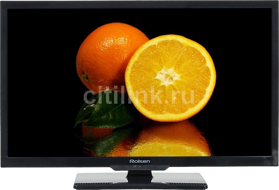 LED телевизор ROLSEN RL-24E1302T2C