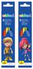 Карандаши цветные Adel ADELAND 211-2345-107 3мм 6цв. 2 дизайна упаковки коробка/европод. вид 1