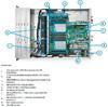 Сервер HPE ProLiant DL180 Gen9 1xE5-2609v3 1x8Gb x8 3.5