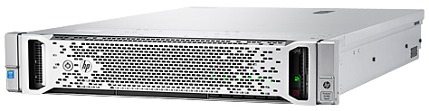Сервер HPE ProLiant DL380 Gen9 1xE5-2620v3 1x16Gb x12 3.5
