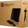 Моноблок HP ProOne 400 G1, Intel Core i3 4150T, 4Гб, 500Гб, Intel HD Graphics 4400, DVD-RW, Windows 8.1, черный и серебристый [g9e70es] вид 8