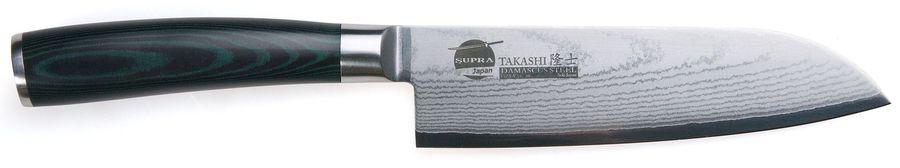 Нож Supra Takashi SK-DT17St дамасская сталь