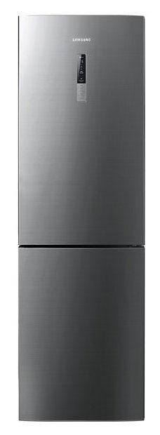 Холодильник SAMSUNG RL59GYBMG2,  двухкамерный,  графит [rl59gybmg2/bwt]