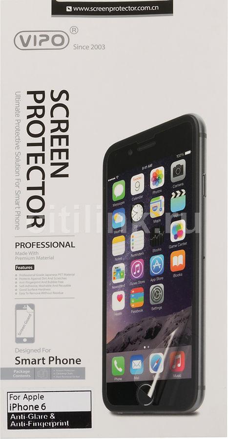 Защитная пленка VIPO для Apple iPhone 6,  матовая, 1 шт