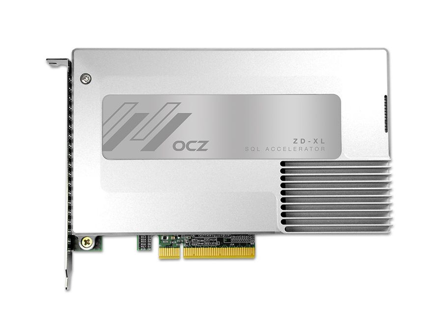 Накопитель SSD OCZ ZD-XL ZDXRPFC8MT300-0800 800Гб, PCI-E AIC (add-in-card), PCI-E x8