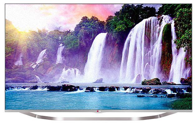 LED телевизор LG 47LB679V