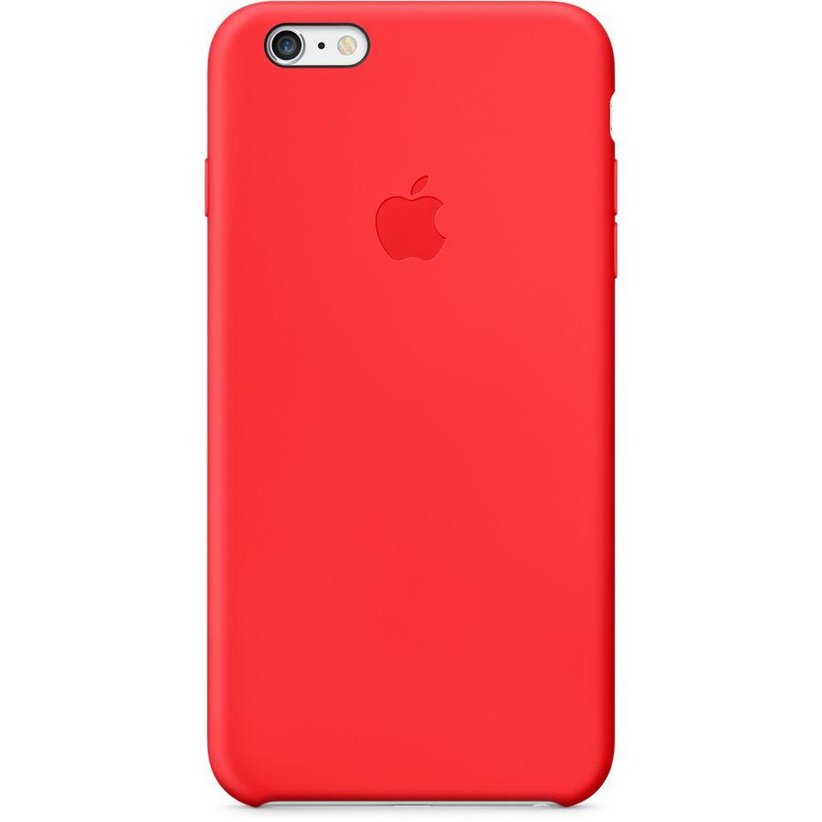 Чехол (клип-кейс) APPLE MGRG2ZM/A, для Apple iPhone 6 Plus, красный
