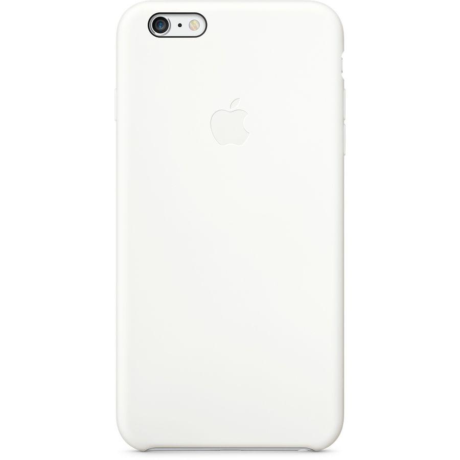 Чехол (клип-кейс) APPLE MGRF2ZM/A, для Apple iPhone 6 Plus, белый