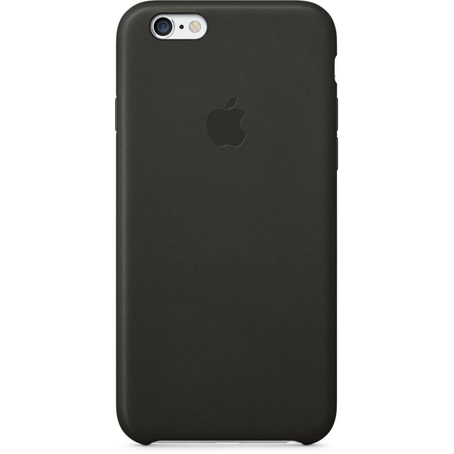 Чехол (клип-кейс) APPLE MGR62ZM/A, для Apple iPhone 6, черный