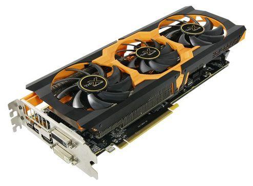 Видеокарта SAPPHIRE AMD  Radeon R9 280X ,  11221-22-20G,  3Гб, GDDR5, OC,  Ret