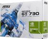 Видеокарта MSI GeForce GT 730,  N730-4GD3,  4Гб, DDR3, Ret вид 6