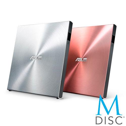 Оптический привод DVD-RW ASUS SDRW-08U5S-U, внешний, USB, розовый,  RTL [sdrw-08u5s-u/pink/g/as]