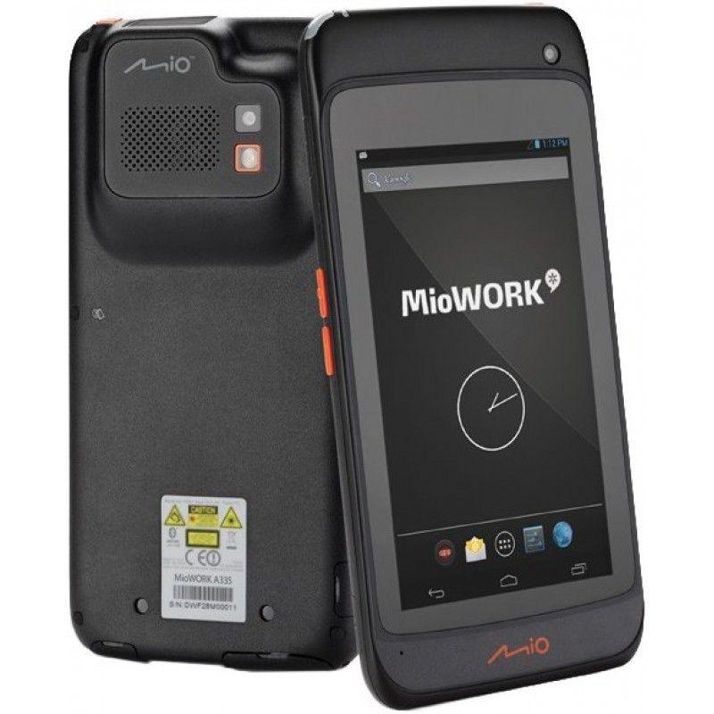 Планшет MIO Miowork A335,  1GB, 16GB, 3G,  Android 4.2 черный