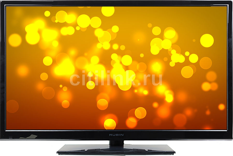 "LED телевизор RUBIN RB-42K103FT2C  ""R"", 42"", FULL HD (1080p),  черный"