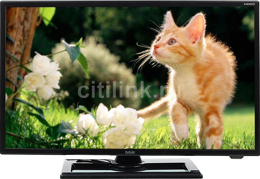 """LED телевизор BBK 22LEM-1005/FT2C  """"R"""", 22"""", FULL HD (1080p),  черный"""
