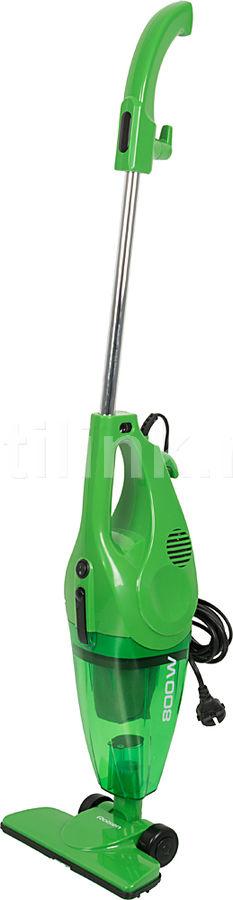 Пылесос-электровеник ROLSEN S-800, 800Вт, зеленый
