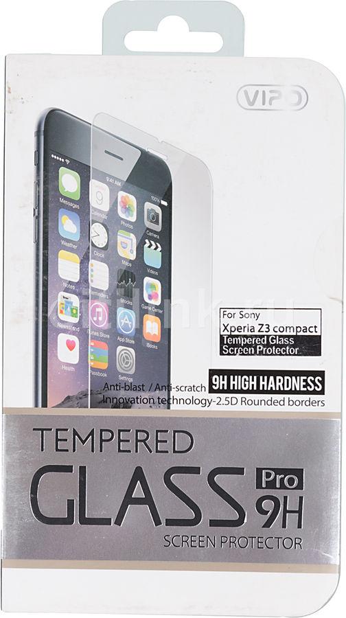 Защитное стекло VIPO для Sony Xperia Z3 Compact,  1 шт