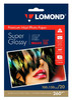 Фотобумага Lomond 1103102 10x15/260г/м2/20л./белый высокоглянцевое для струйной печати вид 1