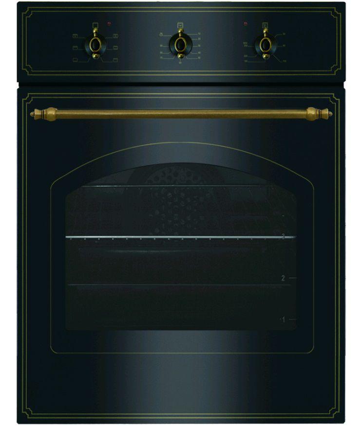 Духовой шкаф SIMFER B4EL16001,  черный