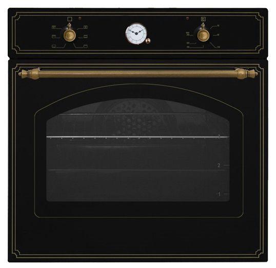 Духовой шкаф SIMFER B6EL79001,  антрацит