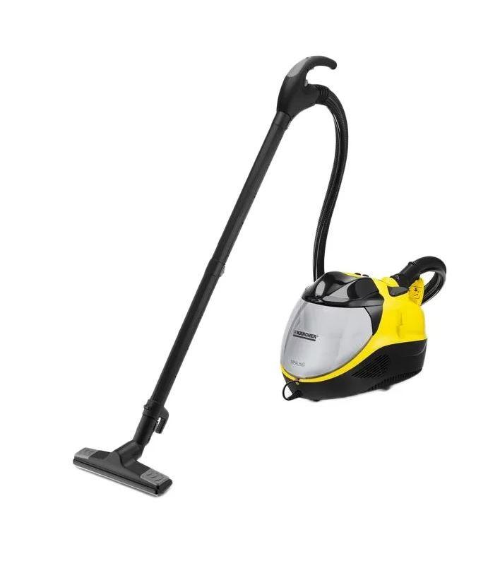 Паровой пылесос KARCHER SV7, 2200Вт, желтый/черный