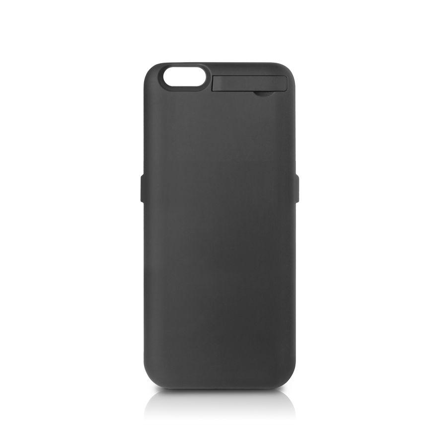 Чехол-аккумулятор DF iBattery-18, 4200 мАч, для Apple iPhone 6 Plus, черный