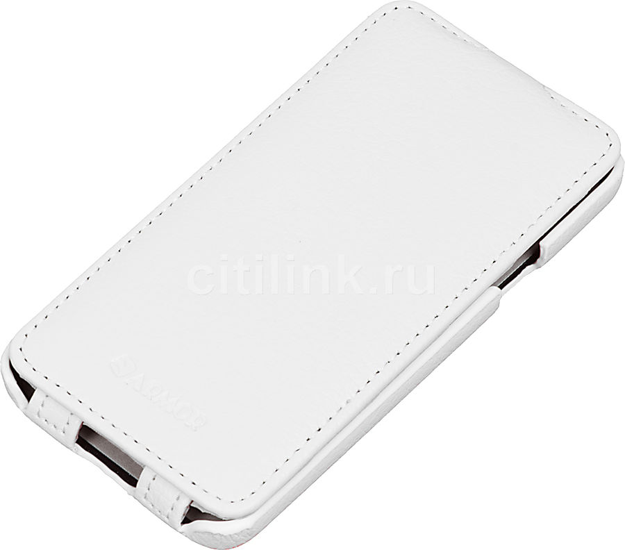 Чехол (флип-кейс) ARMOR-X flip full, для Samsung Galaxy A3, белый
