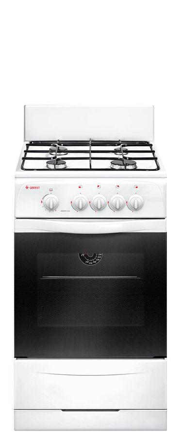 Газовая плита GEFEST ПГ 3200-08 К33,  газовая духовка,  белый
