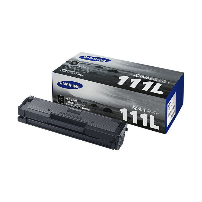 Картридж SAMSUNG MLT-D111L/SEE черный 1pcs compatible toner cartridge mlt d111s mlt d111s 111 for samsung m2022 m2022w m2020 m2021 m2020w m2021w m2070 m2071fh printer