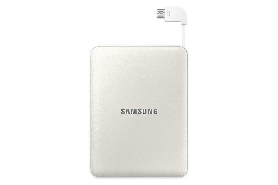 Внешний аккумулятор SAMSUNG EB-PG850B,  8400мAч,  белый [eb-pg850bwrgru]