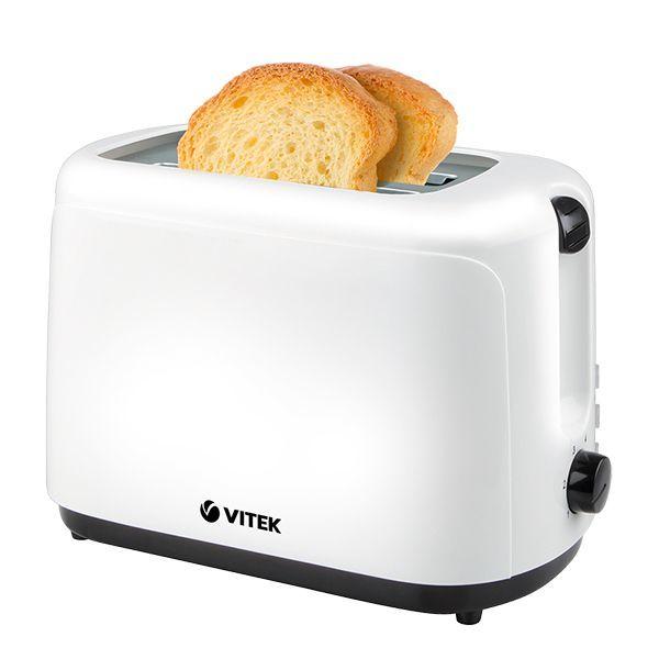 Тостер VITEK VT-1578-02,  черный [1578-vt-02]