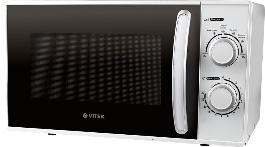 Микроволновая печь VITEK VT-1661, белый