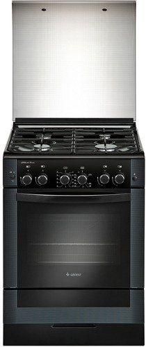 Газовая плита GEFEST ПГ 6300-02 0046,  газовая духовка,  черный