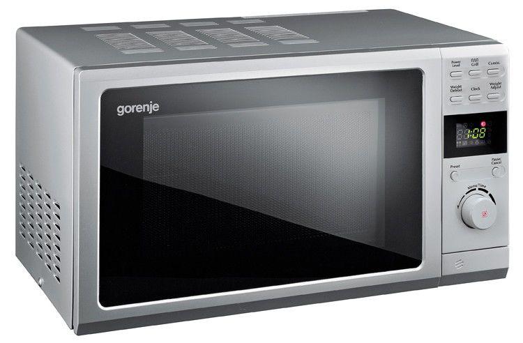 Микроволновая печь GORENJE MO20DGS-UR, серебристый