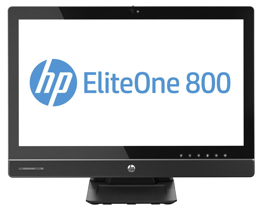 Моноблок HP EliteOne 800 G1, Intel Core i7 4790s, 4Гб, 500Гб, Intel HD Graphics 4600, DVD-RW, Windows 7 Professional, черный [j7d98es]
