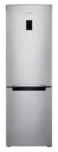 Холодильник SAMSUNG RB33J3220SA,  двухкамерный,  серебристый [rb33j3220sa/wt]