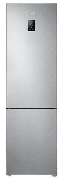 Холодильник SAMSUNG RB37J5240SA,  двухкамерный, серебристый [rb37j5240sa/wt]